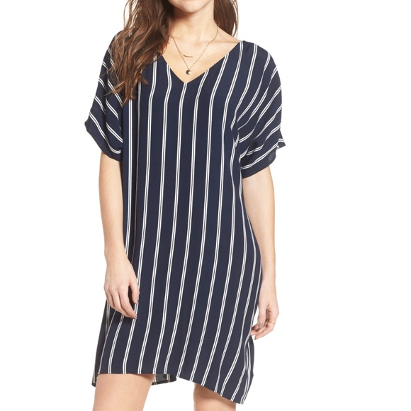 f72cfd6dd Madewell Dresses   Plaza Striped Dress Size Large   Poshmark